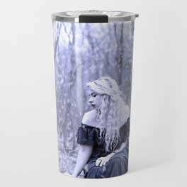 Queen of Snow Travel Mug