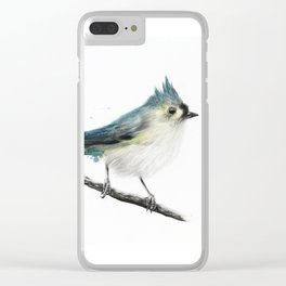 Change in The Air Clear iPhone Case