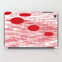 planets iPad Cases featuring red planets by Loosso