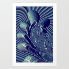 Sting In The Tail Art Print