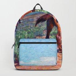 The Day Herder - William Herbert Dunton Backpack