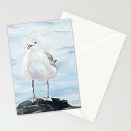 Seagull 2 Stationery Cards