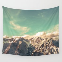 Alpine Magic Wall Tapestry