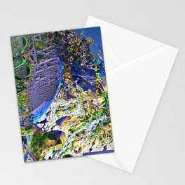 Shoots and Ladders Stationery Cards