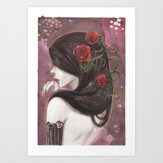 Red Delicious Art Print