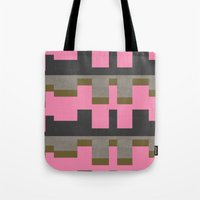 castle Tote Bags featuring castle by Georgiana Paraschiv
