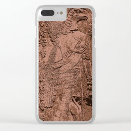 Thoth Clear iPhone Case