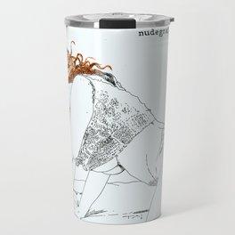NUDEGRAFIA - 20 Travel Mug