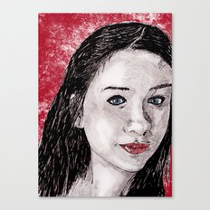 Mary 2 Canvas Print