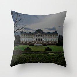 Friedenstein Palace Throw Pillow