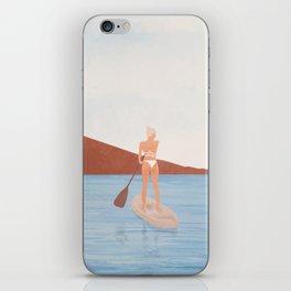Summer Vacation II iPhone Skin