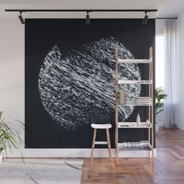 When the Moon Hasn't Finished Loading Yet Wall Mural