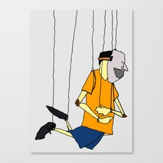 Hang  Canvas Print