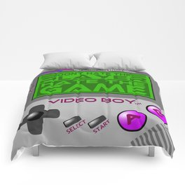 Don't Hate The Player, Hate The Game Comforters