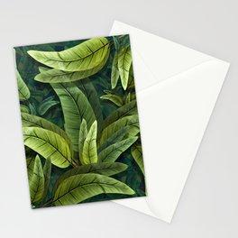 """Retro Tropical Tiki Fantasy 02"" Stationery Cards"