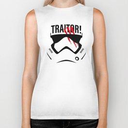 Traitor! Biker Tank