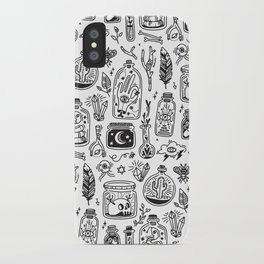 The Tiny Witch Gallery iPhone Case