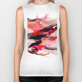 Day 63: Don't let aesthetics distract from true and invisible beauty. Biker Tank