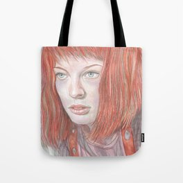Leeloo - the Fifth Element Tote Bag