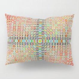 944 + sinc(i^2 × n + j^2 × k) × 633331 Pillow Sham