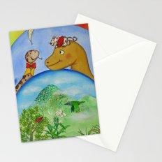 Blue Stone Stationery Cards