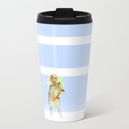 Elga - Robochique Metal Travel Mug