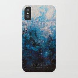 Original Abstract Art - Vesper iPhone Case