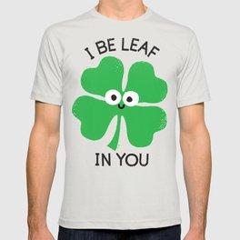 Cloverwhelming Support T-shirt
