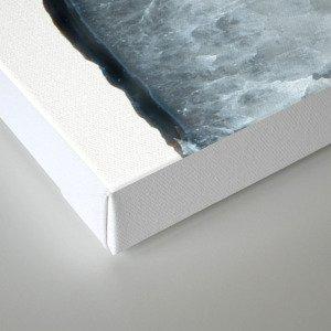 Agate Geode  Canvas Print