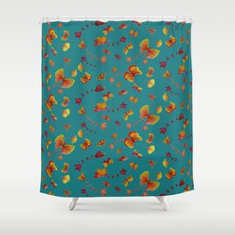 see you around Shower Curtain
