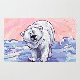 Animal Parade Polar Bear Rug