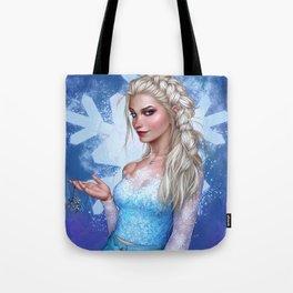 Snow Queen Tote Bag