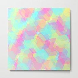 Geometry Class #2 Metal Print