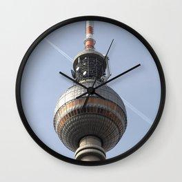 TV Tower Berlin II Wall Clock