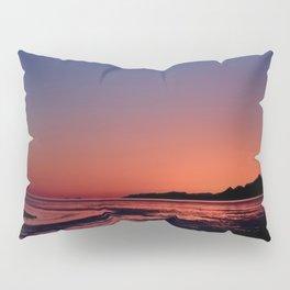 Mt._Iliamna Winter Sunset Pillow Sham