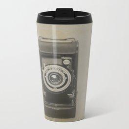 Vintage Kodak Metal Travel Mug