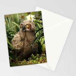 The budding botanist Stationery Cards