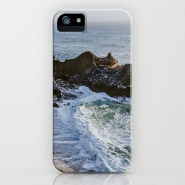 McWay Falls Tidefall iPhone Case