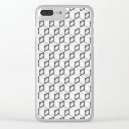 Smooth Finish Clear iPhone Case