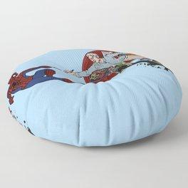Stan The Creator  Floor Pillow