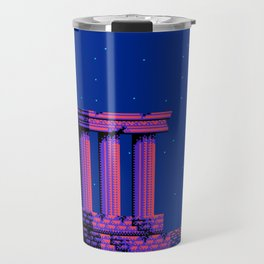 The  Lost  Sanctuary  of  Delphi Travel Mug