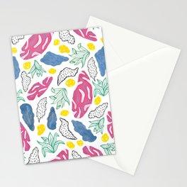 Palmas Pattern Stationery Cards