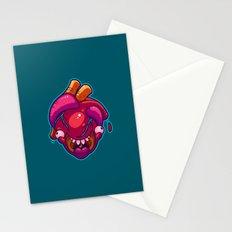 Happy Heart Stationery Cards