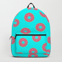 The Donut Pattern Backpack