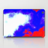 patriotic iPad Cases featuring Patriotic Sky by Christy Leigh