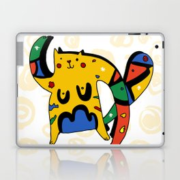 Joan Miro's Cat Laptop & iPad Skin