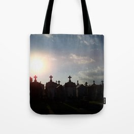 A Resting Place For Spirits Number 1 New Orleans 1 Tote Bag