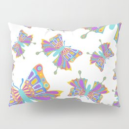 colors in the sky Pillow Sham