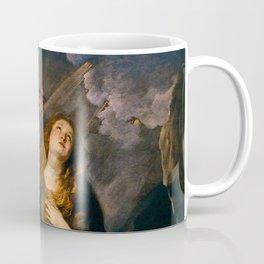 "Sir Anthony van Dyck ""Saint Rosalie in glory"" Coffee Mug"