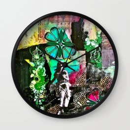 The Journey ( A Path to Revelation)  Wall Clock